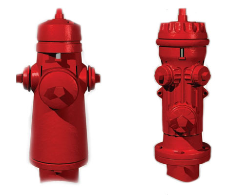slide gate hydrants